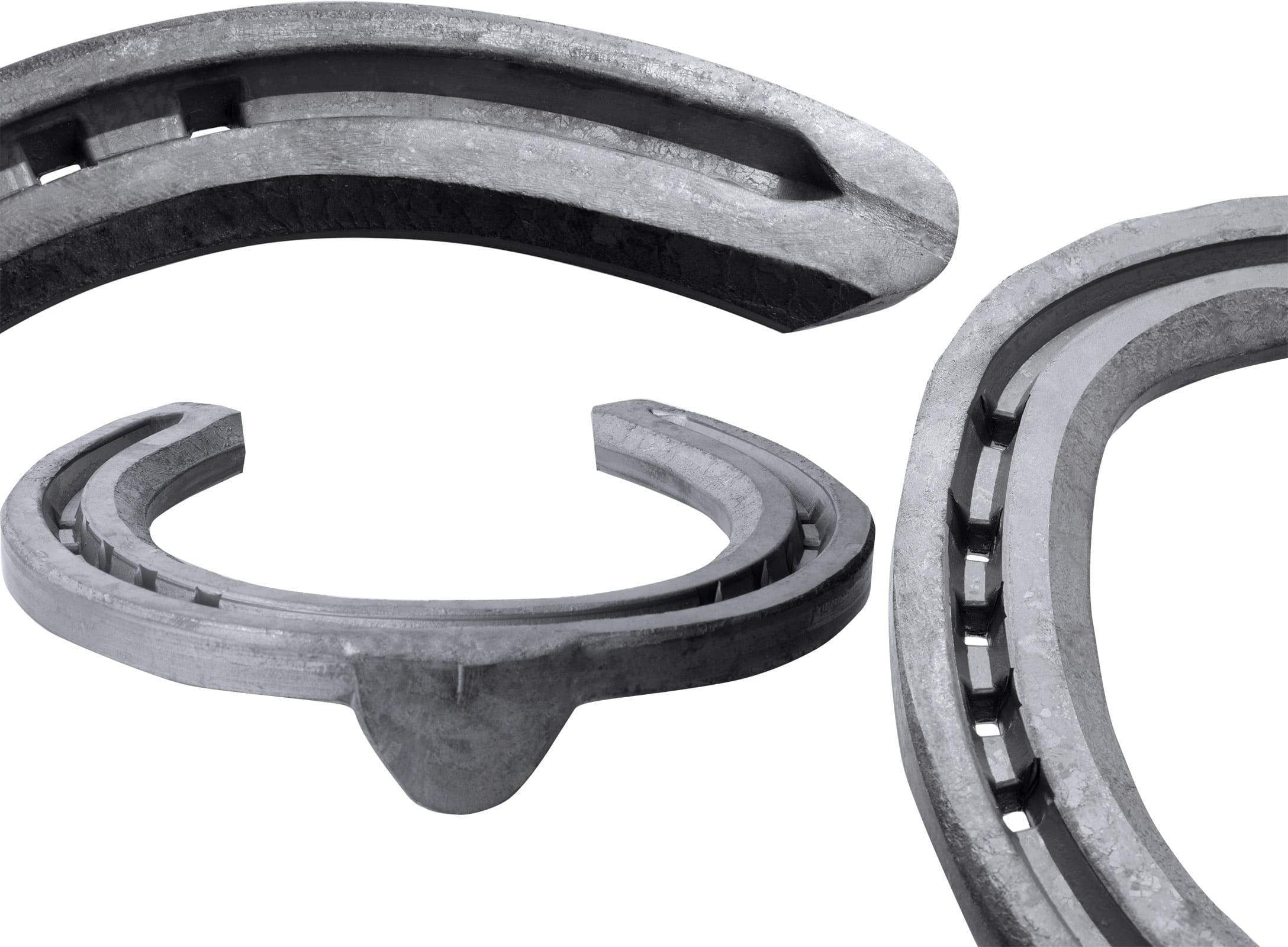 Mustad LiBero Concave horseshoes, product details