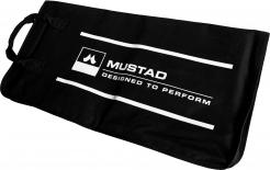 Mustad black canvas tool bag